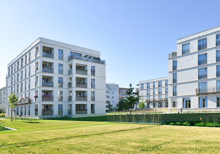 Wohnen an der Semmelweissstraße Nordhausen