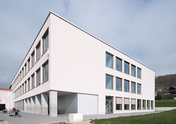 Neubau Grundschule Worbis