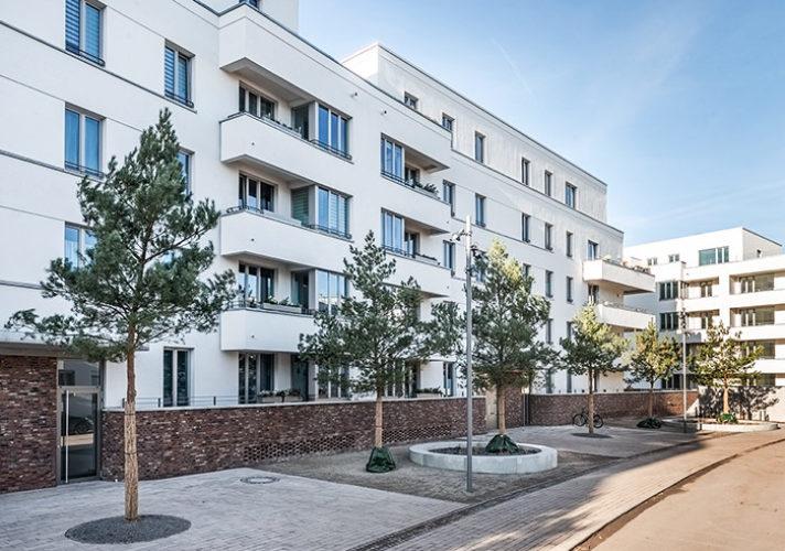 Wohnen am Borntalbogen Erfurt